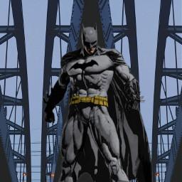freetoedit batman gotham darknight