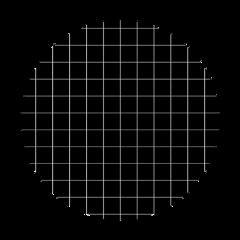 black white net circle serious freetoedit