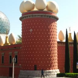 freetoedit salvadordali dali museum architecture