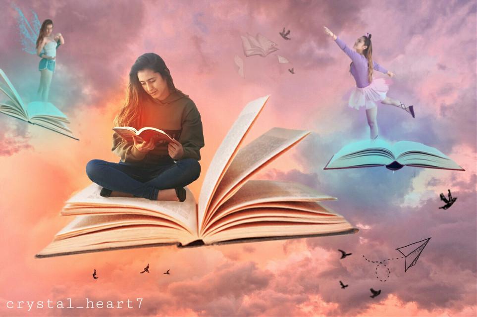 #freetoedit #instagram #instsgram #myedit #picsart #publicimage #fantasy #books