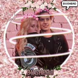 freetoedit riverdale bughead southsideserpents colesprouse