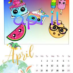 freetoedit april avril ircaprilcalendar aprilcalendar