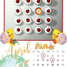 freetoedit april eater küken eggs ircaprilcalendar