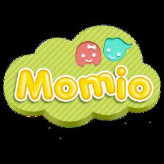 logo momio momiologo emblem sticker freetoedit