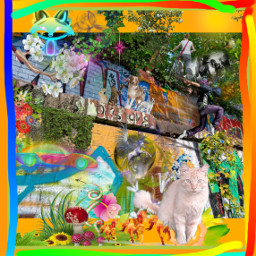 freetoedit gradientbrush streetart