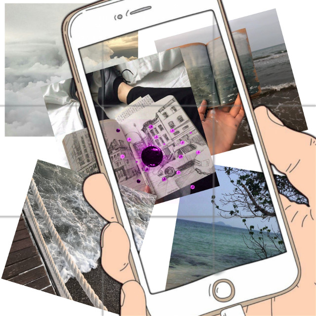 #freetoedit  #фото #телефон #phone #foto #коллаж #collage