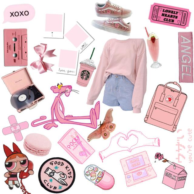 #pinkaesthetic #aesthetic #pink #moodboard #aestheticboard
