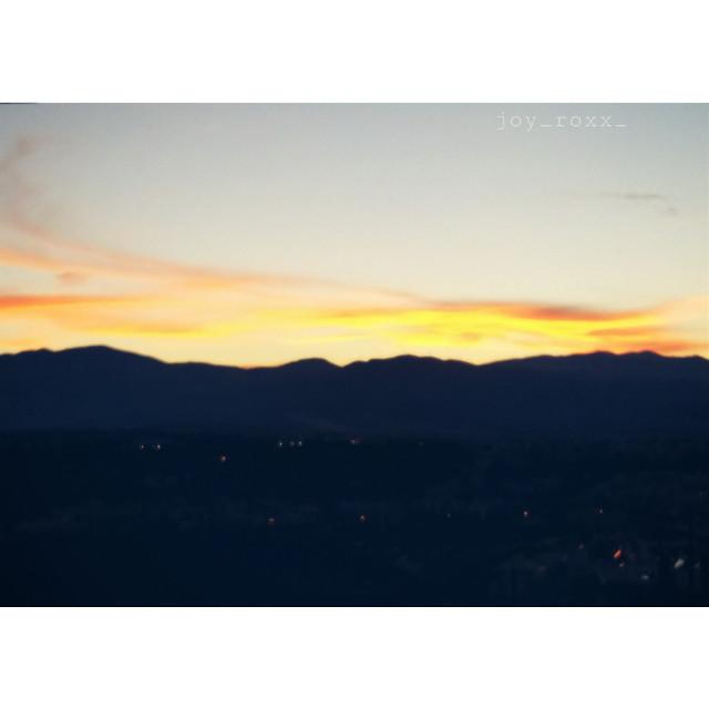 #freetoedit  #view #skyline #skycolours  #mountains #horizon  #myphoto #myedit