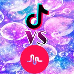 vs musical.ly tiktok freetoedit musical