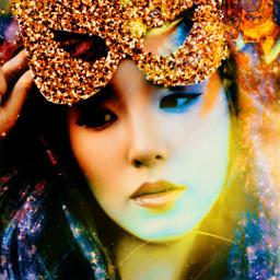 glitterbrush galaxyhair galaxybrush overlay freetoedit