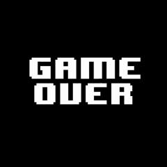 freetoedit sticker pixel undertale gameover