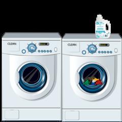 freetoedit laundry washer dryer