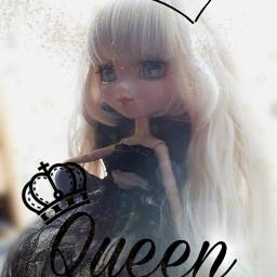freetoedit pullip queen