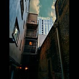 alley alleyway supersecretspyway remixedsky