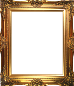 ftestickers frame borders gold ornate freetoedit