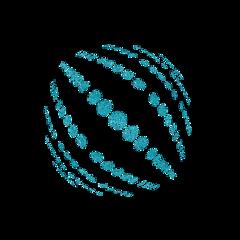 glitter ball planets space alternateuniverse science freetoedit