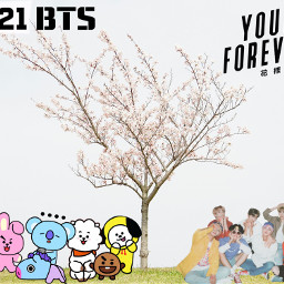 youngforever bt21 bulletproofboyscouts bangtangboyscouts 💜rapmonster freetoedit ircblossoming