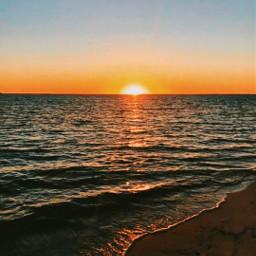 freetoedit sunset goldenhour naturephotography skylover
