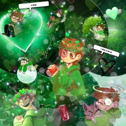 freetoedit eddsworld edd green