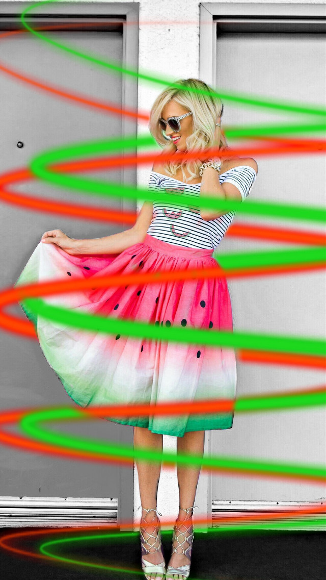 #freetoedit #remix Watermelonssss