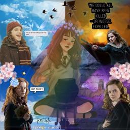hermione harrypotter hermioneedit freetoedit