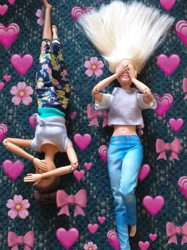 #freetoedit #barbiephotography