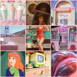 daphneblake 50s 1950s aesthetic aestheticedit scoobydoo