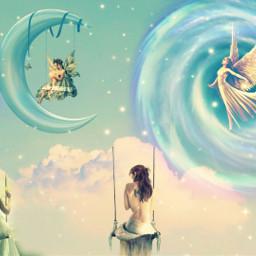 freetoedit angels sky irccloudsandsky cloudsandsky
