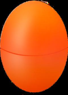 egg easteregg plastic orange easteregghunt freetoedit