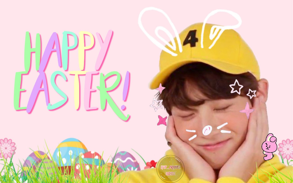 💕🐰HAPPY EASTER EVERYONE!🐰💕 Hope you all have a happy and blessed easter sunday! Love you guys so much! Thank you for 25.1k!!! Wow! You guys always amaze me! Im so blessed to have you all in my life, i appreciate all of you and thank you for always supporting me!💜💕 Hope you guys like my edit! I wanted to make a cute easter edit of kookie! Our boys performances were so incredible! Dionysus really snatched!!!😱😍 also I watched the interview of BTS on the sunday morning show on cbs this morning! I love how very informative it was! Im glad they got to go behind the scenes with our boys! I also was able to get the new album! I got a tae and namjoon photocard! Im so happy cause now i got all the members from each album I've gotten! I love you all and hope you all have a happy and blessed day/easter!🐰💜💙💚💛💜💕  📜 Sticker Credits: @pjmcore @sweetie_haru @ionabondlopez @pann70 📜  🐰 #bts #bangtanboys #bangtan #bangtansonyeondan #bulletproofboyscouts #beyondthescene #btsedit #btsjungkook #jeonjungkook #jungkook #bunnykookie #kookiebunny #jungkookie #jungkookedit #kookie #kpop #loveyourselfanswer #lovemyself #loveyourself #kpopaesthetic #kpopedit #kpopedits #picsart #happyeaster #easter #eastersunday 🐰