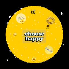 yellow astethic aesthetic asthetic circle freetoedit