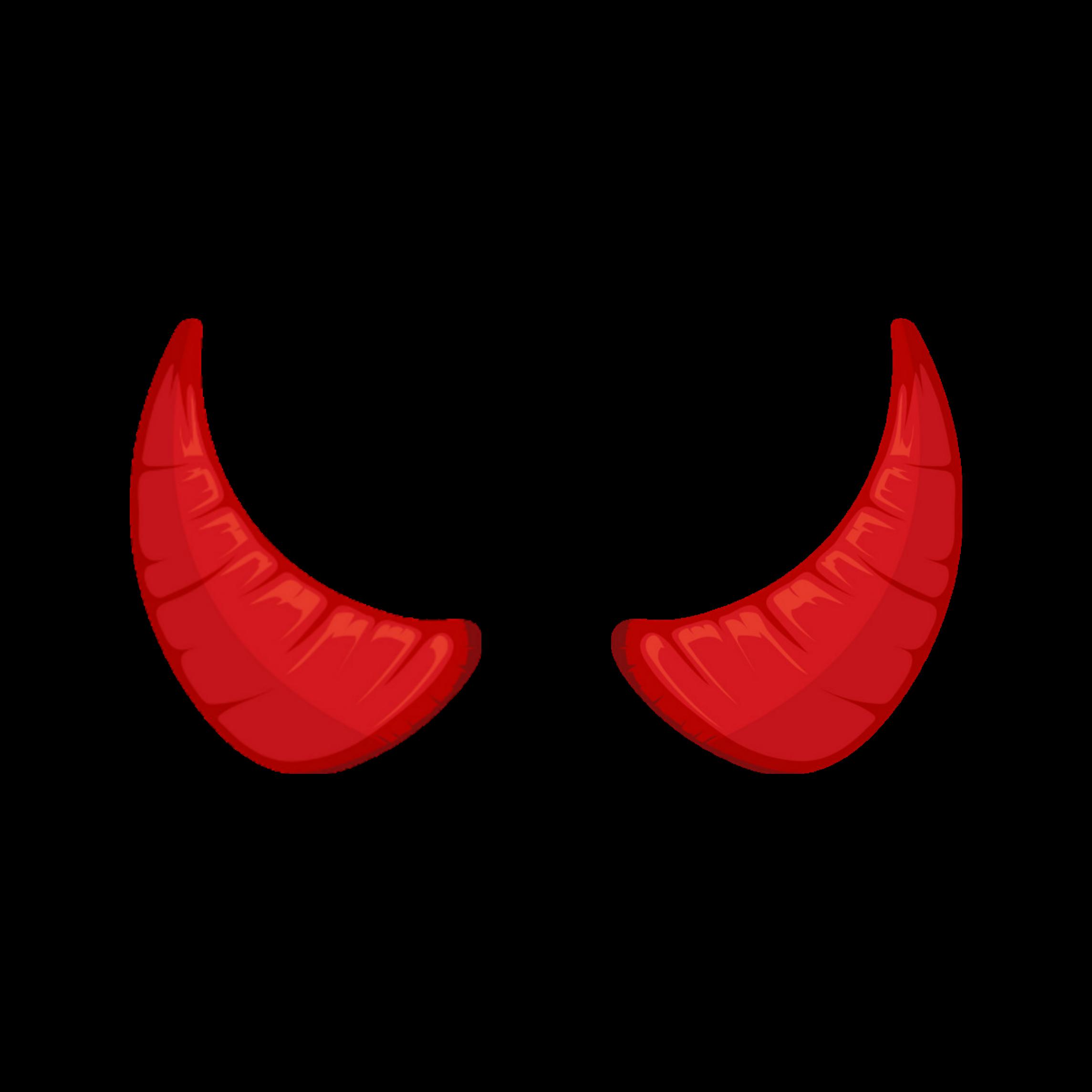 Картинка рожки дьявола