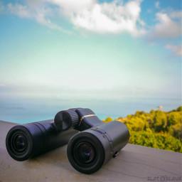 binocular greece lefkada greece2018 cloudsandsky