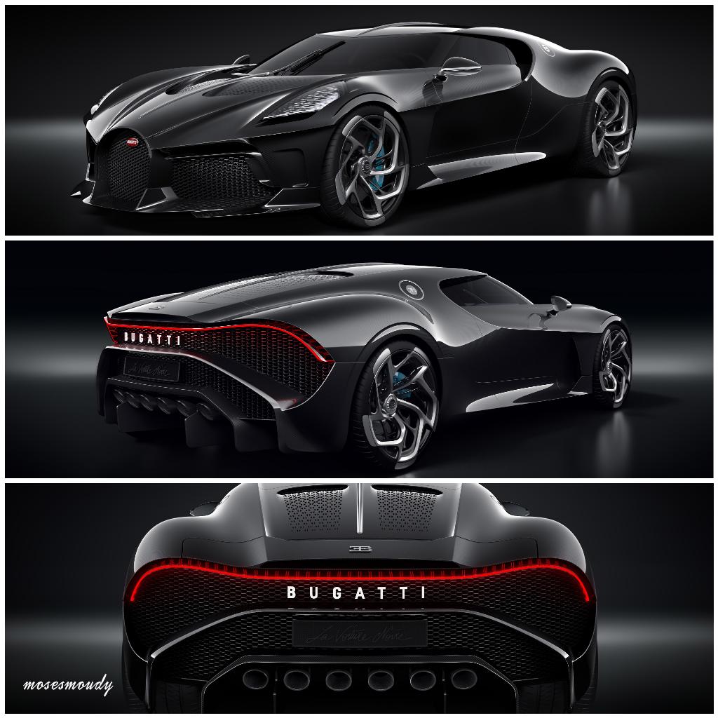 2019 Bugatti La Voiture Noire bugatti ferrari lamborghi