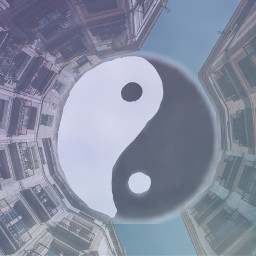 freetoedit yingyang ircawesomearchitecture awesomearchitecture