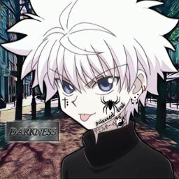 trasher anime trashgang artistic dark