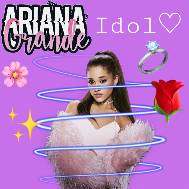 #freetoedit #arianagrande #stylegirl #biggestfan #fan #glitter #girl #star #queen #ari