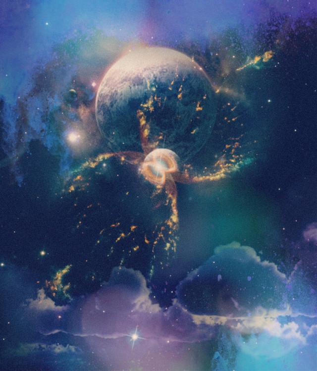 #freetoedit #galaxy #picsarteffects  #madewithpicsart #lightcrosseffect #noiseeffect #bokeheffect #maskeffect