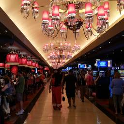 casino lasvegasnv colorful myoriginalphoto lamps pcinsideabuilding
