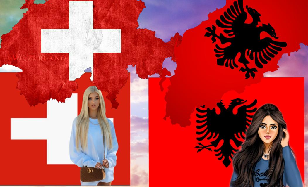 #Albanienundschweitbffs