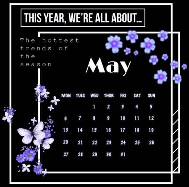 #freetoedit @pa@freetoedit #calendar #may #2019