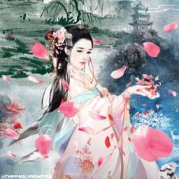 lotus flowers petals beautiful geisha freetoedit srcpetals