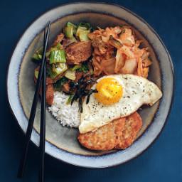 vegan vegetarian beyondmeat plantbased bowlfood