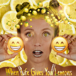 freetoedit lemon whenlifegivesyoulemons remix aestgetic irclemon