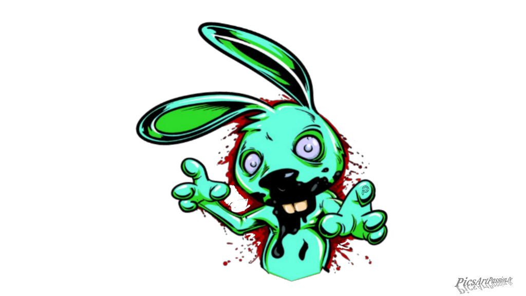 #cartoon #rabbit #blood #creepy #picsartpassion_de #myedit #myediting #selfmade #madebyme #sticker #pap_creation #fte #ftestickers #@xxba666xx