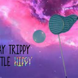 freetoedit hippy trippy galaxy pink ircbubble