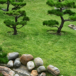 freetoedit garden japanesegarden oilpaintingeffect artisticeffect