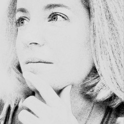 profile face sketcher bleistift kontur