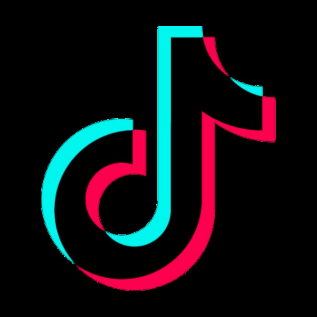 tiktok logo glitch tiktoklogo tik tok musicaly...