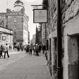 streetphotography blackandwhite scotland edinburgh travel pcblackandwhitestreets freetoedit